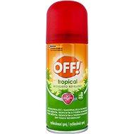 OFF! Tropical 100 ml - Odpudzovač hmyzu