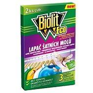 BIOLIT ECO lapač šatníkových molí 2 ks - Odpudzovač hmyzu