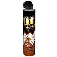 BIOLIT Plus sprej Stop pavúkom 400 ml - Odpudzovač hmyzu
