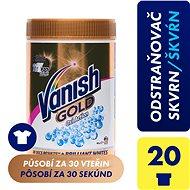 VANISH Oxi Action Gold Biely 625 g - Odstraňovač škvŕn