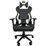Odzu Chair Grand Prix Premium White - Herná stolička