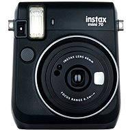 Fujifilm Instax Mini 70 čierny - Digitálny fotoaparát