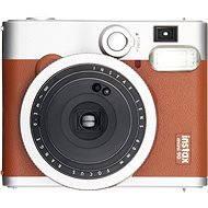 Fujifilm Instax Mini 90 Instant Camera hnedý - Digitálny fotoaparát