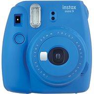 Fujifilm Instax Mini 9 tmavomodrý - Digitálny fotoaparát