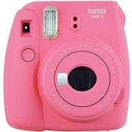 Fujifilm Instax Mini 9 ružový - Digitálny fotoaparát