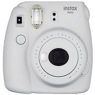 Fujifilm Instax Mini 9 popolavo biely - Digitálny fotoaparát