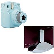 Fujifilm Instax Mini 9 svetlo modrý + CALVIN KLEIN Euphoria EdP 100 ml