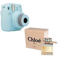 Fujifilm Instax Mini 9 svetlo modrý + CHLOÉ CHLOÉ EdP 75 ml