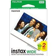 Fujifilm Instax widefilm na 20 fotografií - Fotopapier
