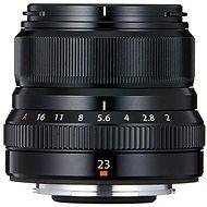 Fujifilm XF 23 mm F/2 R WR čierny - Objektív