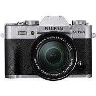 Fujifilm X T20 + XC16-50 mm F3.5-5.6 OIS II - Digitálny fotoaparát
