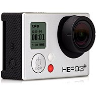 GOPRO HD HERO3 + Silver Edition - Kamera