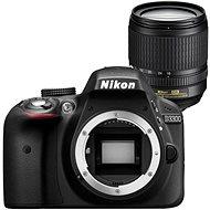 Nikon D3300 + Objektív 18-105 AF-S DX VR - Digitálna zrkadlovka