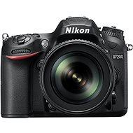 Nikon D7200 čierny + Nikkor 10–24mm F3.5-4.5G AF-S DX