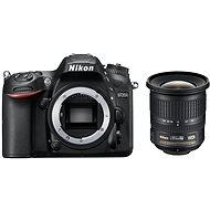 Nikon D7200 čierny + 10 – 24 mm F3,5 – 4,5G AF-S DX