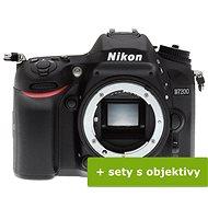 Nikon D7200 - Digitálna zrkadlovka