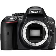 Nikon D5300 telo čierne - Digitálna zrkadlovka