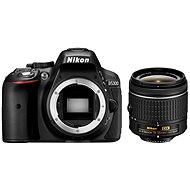 Nikon D5300 + Objektív 18-55 AF-P - Digitálna zrkadlovka
