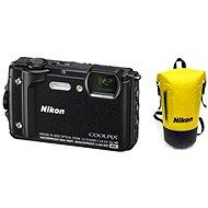 Nikon COOLPIX W300 čierny Holiday Kit - Digitálny fotoaparát