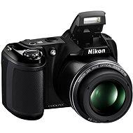 Nikon COOLPIX L340 čierny - Digitálny fotoaparát