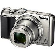 Nikon COOLPIX A900 strieborný - Digitálny fotoaparát