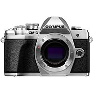 Olympus E-M10 Mark III - Digitálny fotoaparát