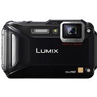 Panasonic LUMIX DMC-FT5 čierny - Digitálny fotoaparát