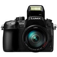 Panasonic LUMIX DMC-GH4 + objektív LUMIX GX VARIO 12-35mm (F2.8) - Digitálny fotoaparát