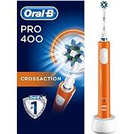 Oral B Pre 400 Orange - Elektrická zubná kefka