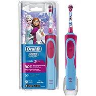 Oral B Vitality Kids D12K Frozen - Elektrická zubná kefka