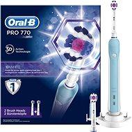 Oral B Pro 770 3D white - Elektrická zubná kefka