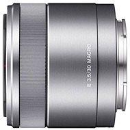 Sony 30 mm F3,5 - Objektív