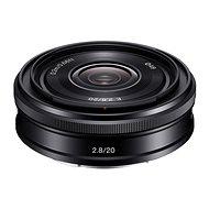 Sony 20 mm F2.8 - Objektív