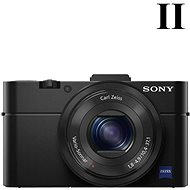 SONY DSC-RX100 II - Digitálny fotoaparát
