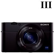 SONY DSC-RX100 III - Digitálny fotoaparát