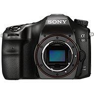 Sony Alpha A68 - Digitálna zrkadlovka