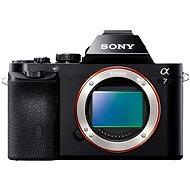 Sony Alpha 7 telo - Digitálny fotoaparát