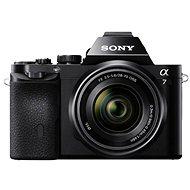 Sony Alpha 7 + objektív 28-70mm - Digitálny fotoaparát