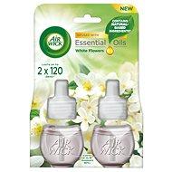 AIRWICK Electric náplň DUO Biele kvety frézie 2x 19 ml - Osviežovač vzduchu
