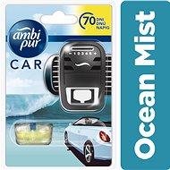 AMBI PUR Car Aqua 7 ml, komplet, strojček s náplňou - Osviežovač vzduchu