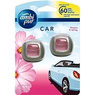 AMBI PUR Car Flower & Spring 2x2ml - Osviežovač vzduchu
