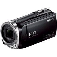 Sony HDR-CX450B - Digitálna kamera