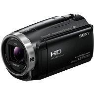 Sony HDR-CX625B - Digitálna kamera