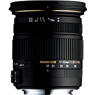 SIGMA 17-50 mm F2.8 EX DC HSM Pentax - Objektív