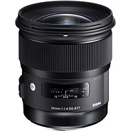 SIGMA 24 mm F1.4 DG HSM ART pre Canon - Objektív