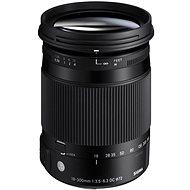 SIGMA 18–300 mm F3.5-6.3 DC MACRO HSM pre Sony (rad Contemporary) - Objektív