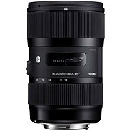 SIGMA 18-35 mm F1.8 DC HSM pre Canon ART - Objektív