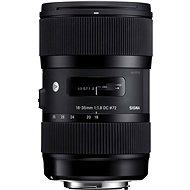 SIGMA 18-35 mm F1.8 DC HSM pre Nikon ART - Objektív