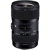 SIGMA 18-35mm F1.8 DC HSM pre Pentax ART - Objektív