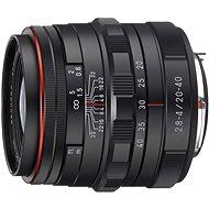 PENTAX HD DA 20-40mm F2.8-4 ED Limited DC WR - Objektív